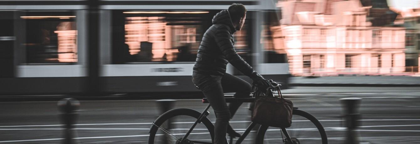 Deutsch-Niederländische Seminarreihe informiert über Radverkehr, Teil 1
