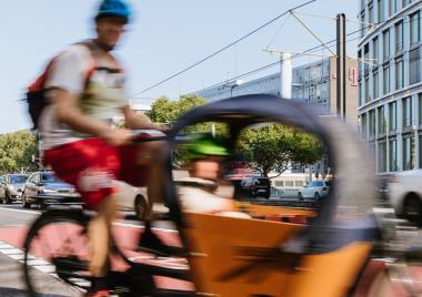 Deutsch-Niederländische Seminarreihe informiert über Radverkehr, Teil 2